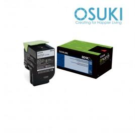 LEXMARK 100% Original BLACK TONER 80C80K0 (CX310DN)